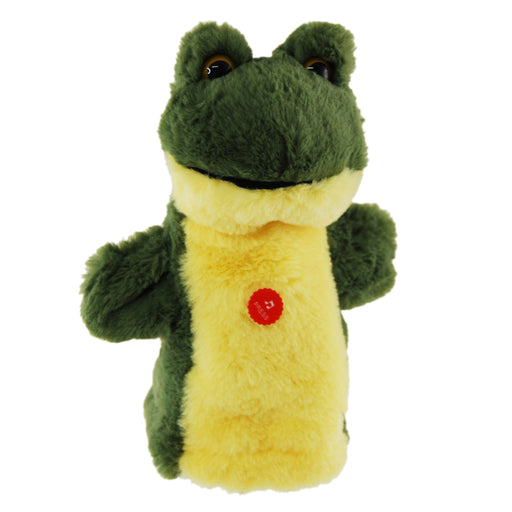Hand Puppet - Frog / with Soundbox