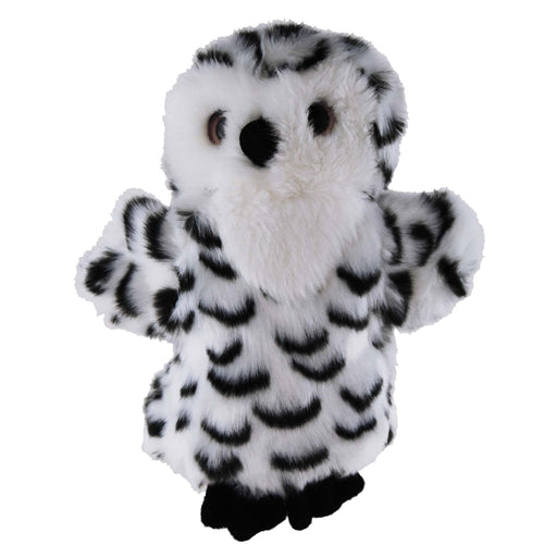 Hand Puppet - Spotted Owl