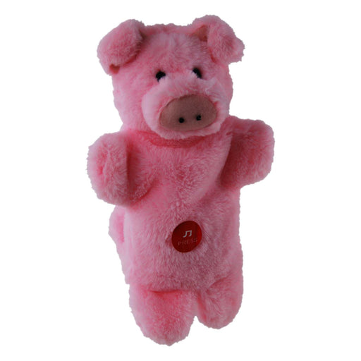 Hand Puppet - Pig / with Soundbox