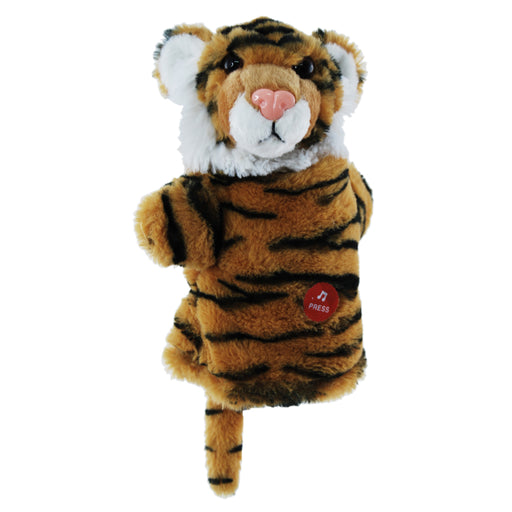 Hand Puppet - Tiger / with Soundbox