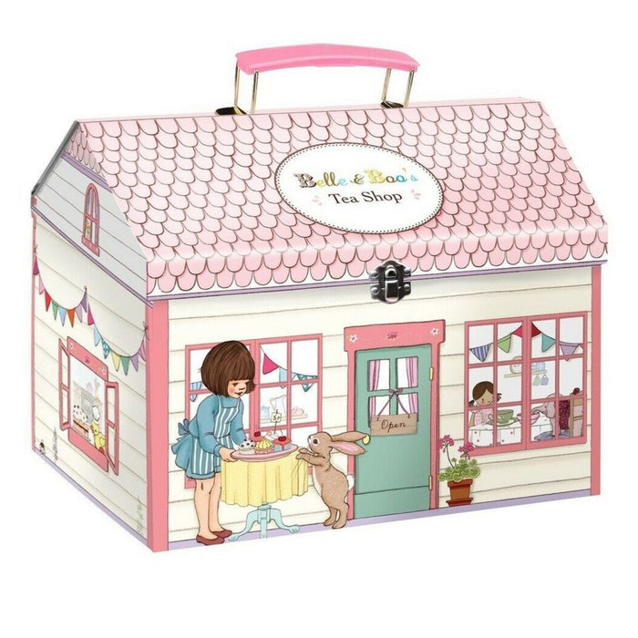 House Box Tea Shop - 19 pcs