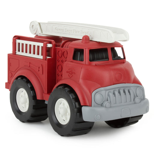 Fire Engine with Figure