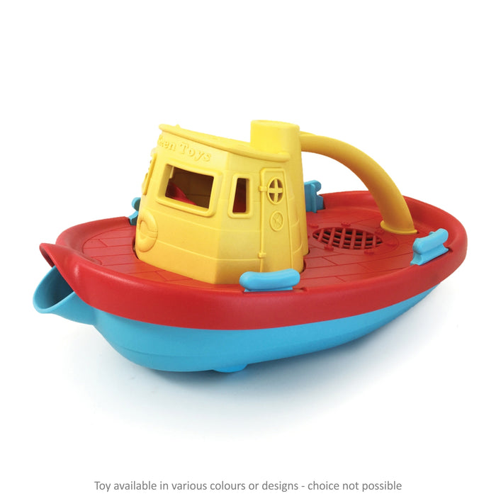 Tug Boat - Assorted Colours