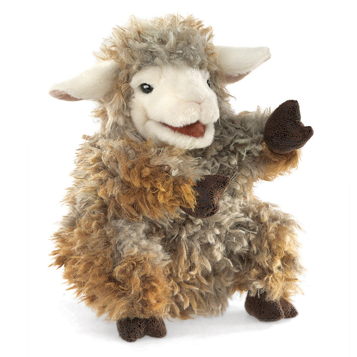 Woolly Lamb Puppet