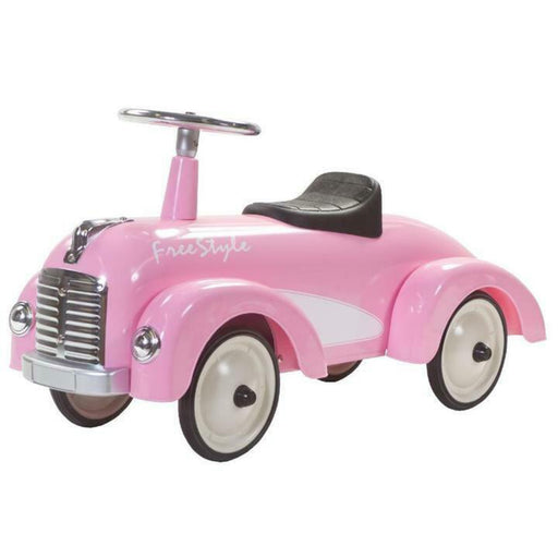 Metal Speedster - Pink