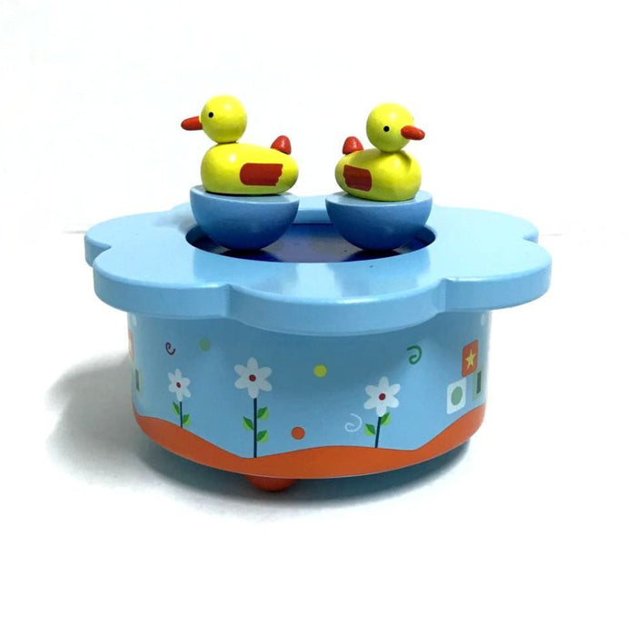 Music Box - Spinning Ducks
