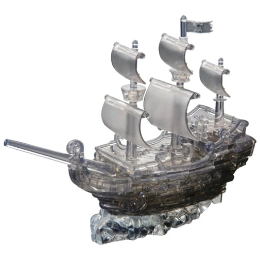 3D Crystal Puzzle - Deluxe Pirate Ship / 101 pcs