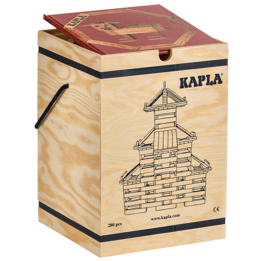 kapla 280 box red book hero