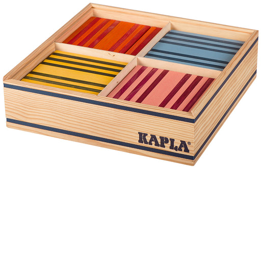 kapla 100 box octocolour inside