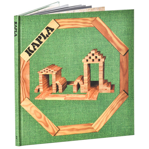 kapla art book green hero
