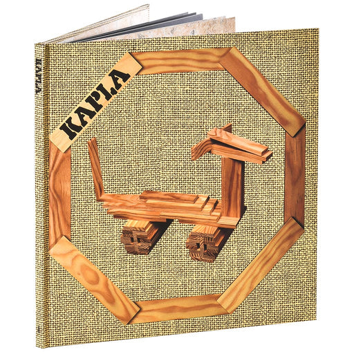 kapla art book beige