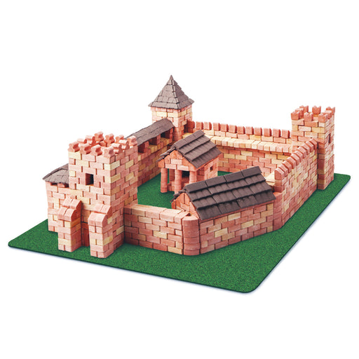 Mini Bricks Constructor Set - Castle / 1870 pcs