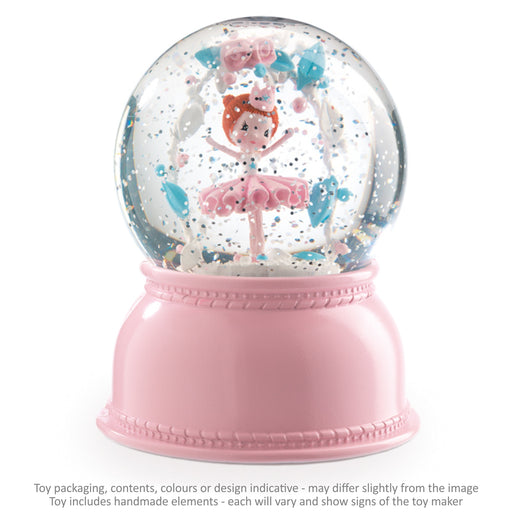 Globe Night Light - Ballerina