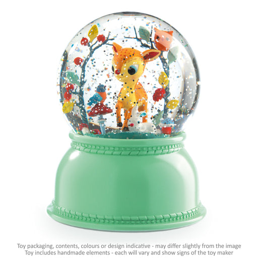 Globe Night Light - Fawn