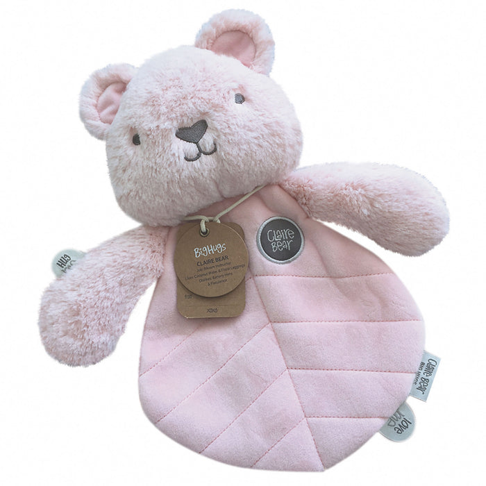 Comforter - Claire Bear / Pink