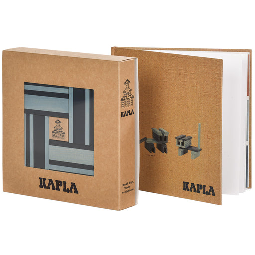 kapla 40 box blue book hero