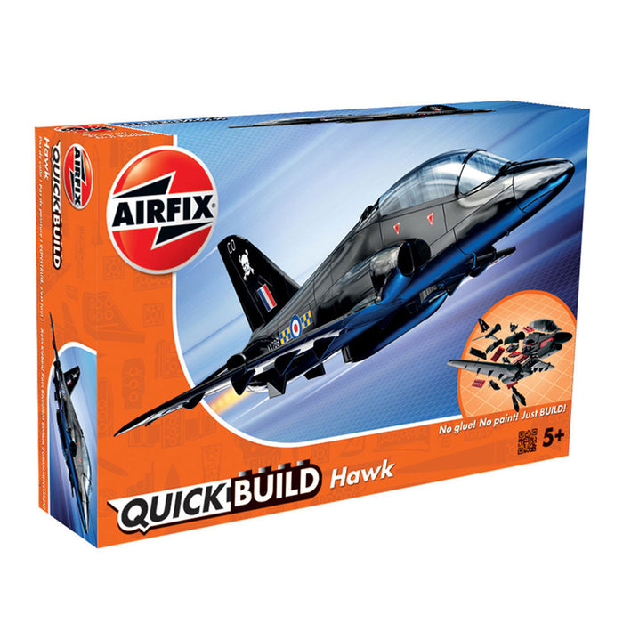 Quickbuild - Red Arrows Hawk