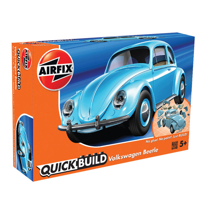 Quickbuild - VW Beetle - Blue