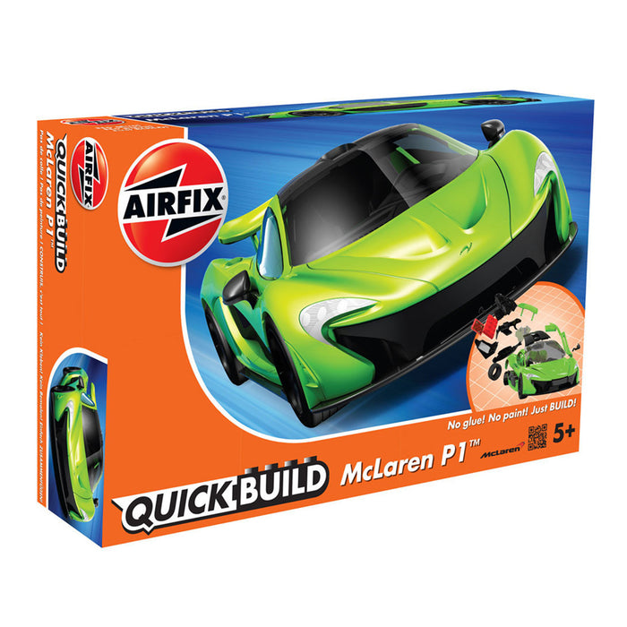 Quickbuild - McLaren P1 / Green