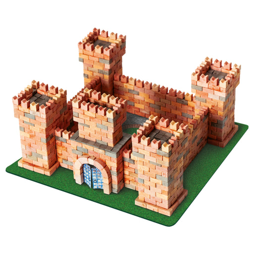 Mini Bricks Constructor Set - Dragons Castle /1080 pcs