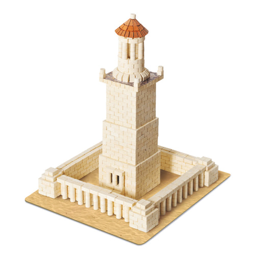 Mini Bricks Constructor Set - Lighthouse of Alexandria / 970 pcs
