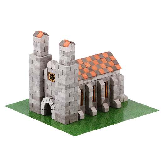 Mini Bricks Constructor Set - German Church / 500 pcs
