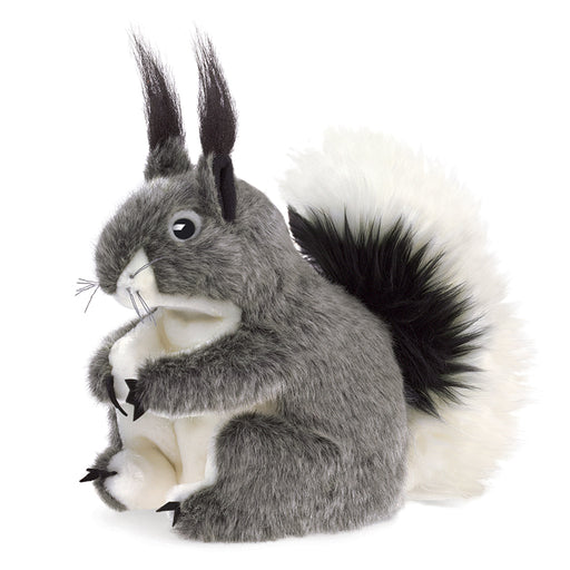Aberts Squirrel Puppet