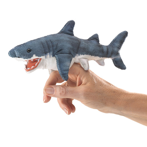 Mini Shark Finger Puppet