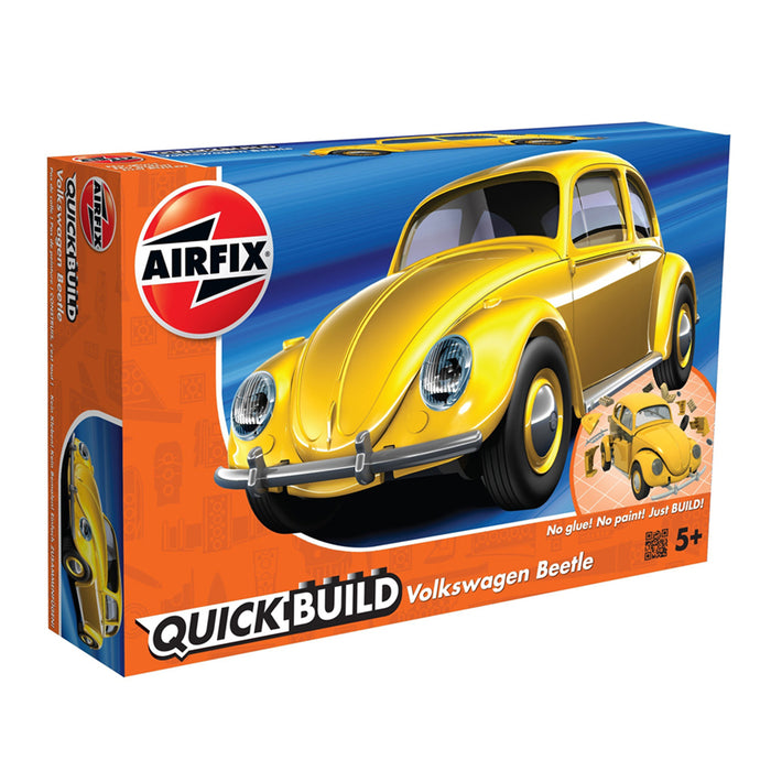 Quickbuild - VW Beetle - Yellow