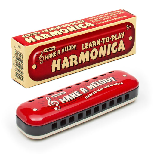 Learn-to-Play Harmonica