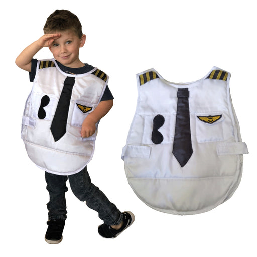 Dress-Up Vest - Pilot / One Size