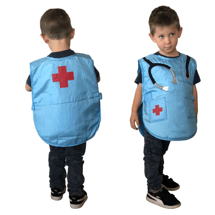 Dress-Up Vest - Doctor / One Size