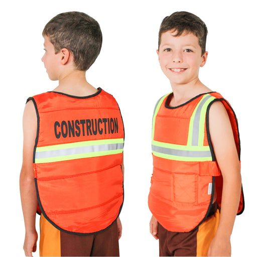 Dress-Up Vest - Construction / One Size