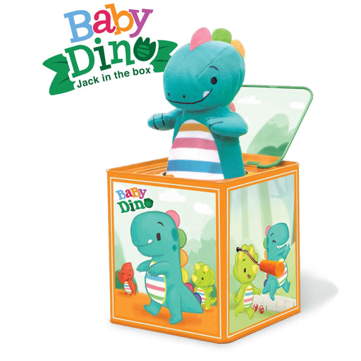 Jack-in-the-Box - Baby Dino