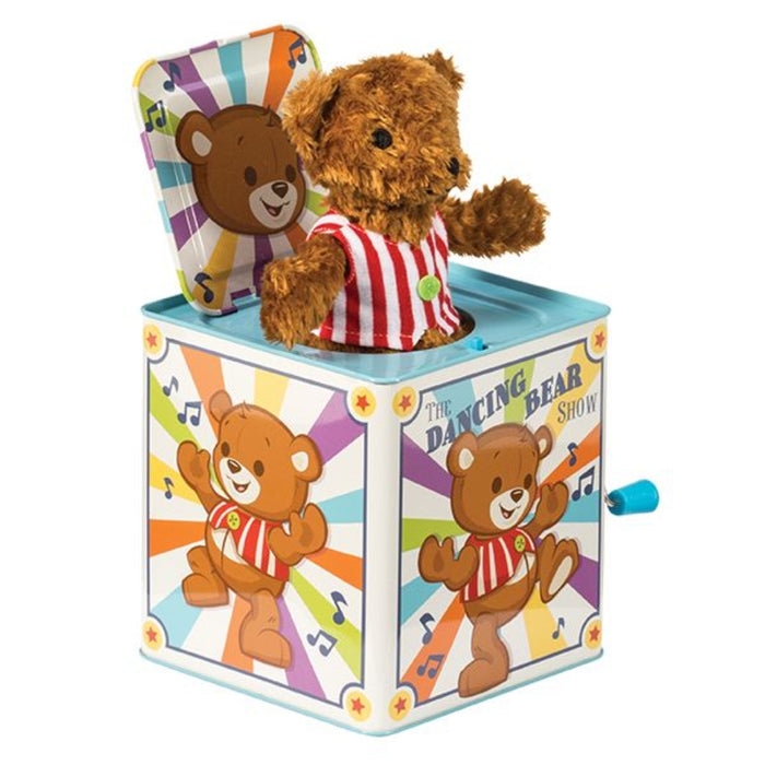 Jack-in-the-Box - Dancing Bear