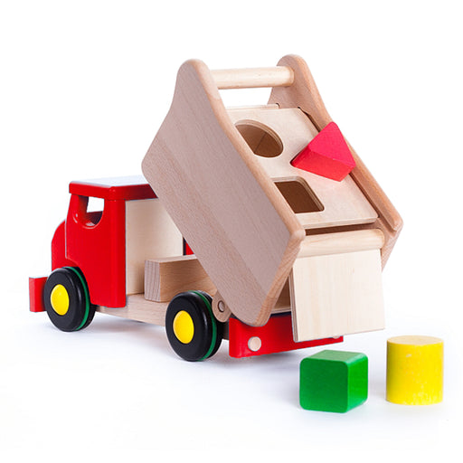 Tip Truck with Sorter
