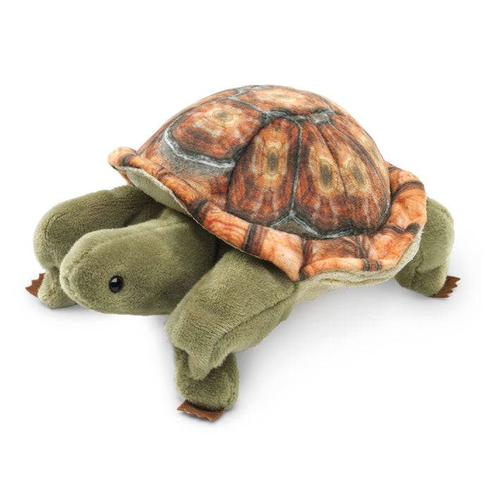 Mini Tortoise Finger Puppet