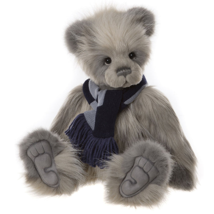 charlie bears 2020 plush clarke hero