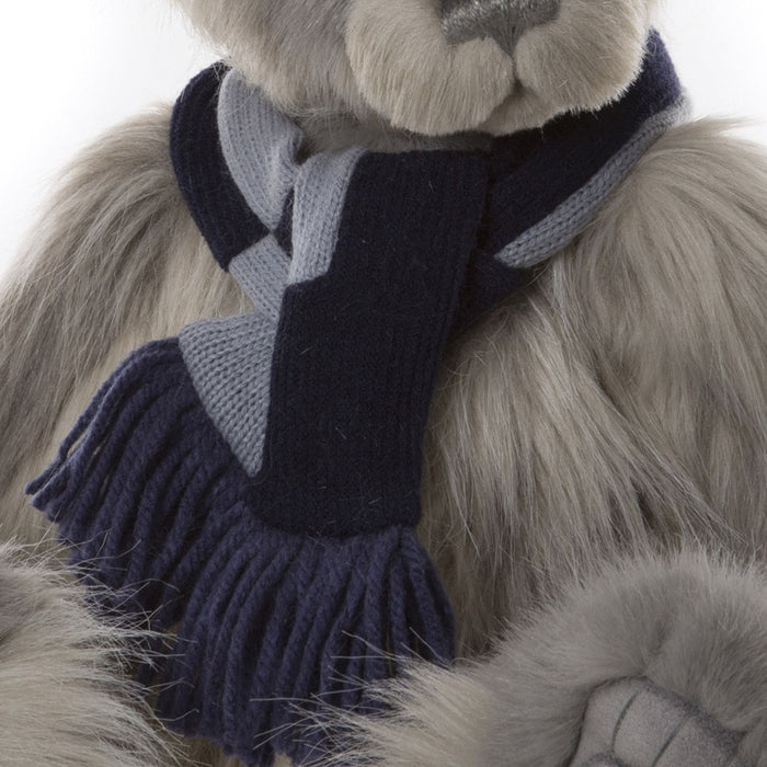 charlie bears 2020 plush clarke feature scarf