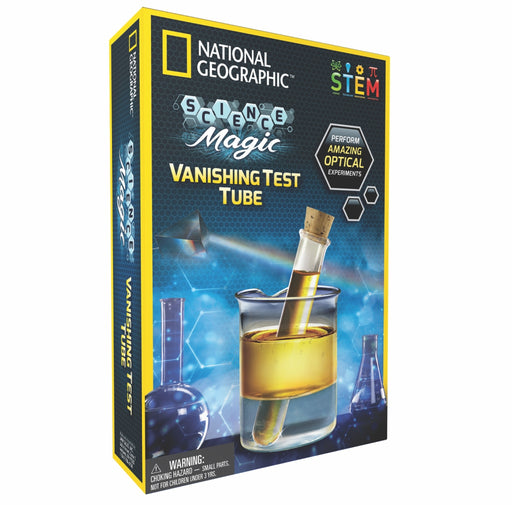 Vanishing Test Tube Kit