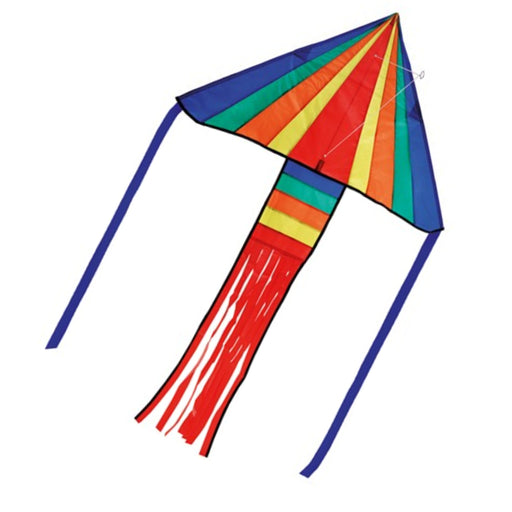 Rainbow Delta Kite - Single Line / 151 x 100 cm
