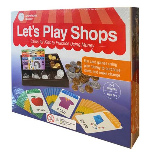 Lets Play Shops