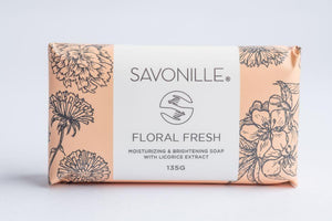 Moisturizing & Brightening Soap (135g)