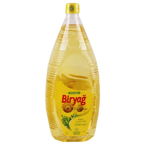BIRYG SUNFLOWER OIL 2 LITERS