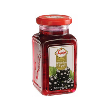 SEYIDOGLU BLACKBERRY JAM - GLASS JAR 12X380 GR