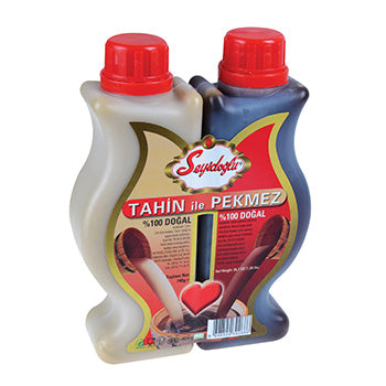SEYIDOGLU TAHINI&MOLASSES-TWIN PACKS 12X740 GR