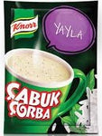 KNORR CABUK CORBA YAYLA / CUP YOGURT AND RICE SOUP  24X18 GR.