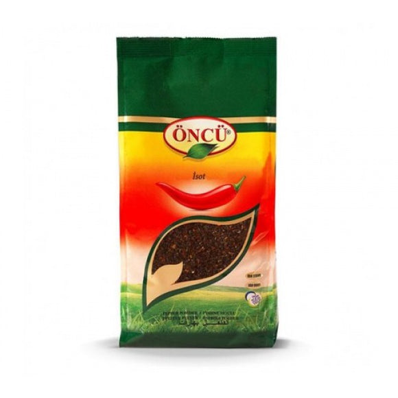 ONCU ISOT BIBERI - ISOT PEPPER FLAKES HOT 8X200GR