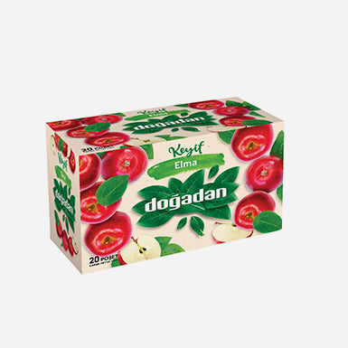 DOGADAN ELMA CAYI - APPLE TEA 12X20 GR