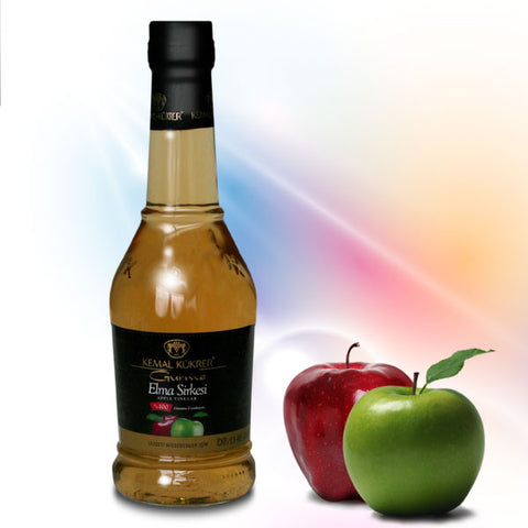 KEMAL KUKRER ELMA SIRKESI - APPLE VINEGAR 12X500 ML